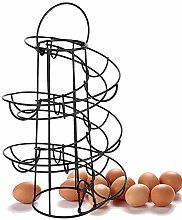 Novobey Spiral Design Egg Skelter Stainless Steel