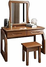 noyydh Completely Real Wood Vanity Set Dressing
