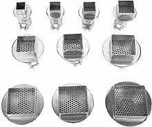 Nozzle,Heat Gun Nozzle for 850 Hot Air Soldering