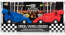 NPW NP26023 Shot Glass Racing Chasers, Set of 2,