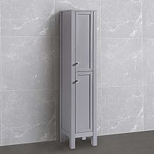 NRG 1600mm Traditional Tall Cabinet Cupboard Floor