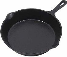 NRG Cast Iron Skillet Pan Enamel Frying Pan Grill