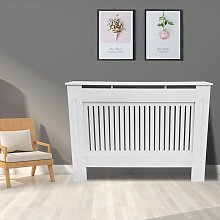 NRG - Modern Radiator Cover MDF Cabinet with