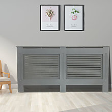 NRG - Premium Radiator Cover | MDF Cabinet with