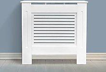 NRG Radiator Cover Horizontal MDF Painted Cabinet