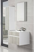 NRG - Vanity Unit Furniture Suite Wall Hung Tall