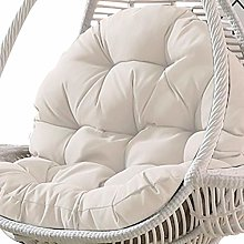 Nrkin hanging chair swing seat cushion, swing