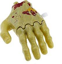 Nrkin Wind-up Toy Halloween Skull Hair Ghost Hand