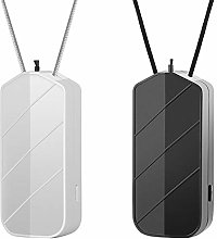 Nrpfell 2Pcs Personal Wearable Air Purifier with