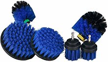 Nrpfell Drill Brush Power Tool Cleaning Kit to