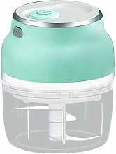 Nrpfell Electric Food Garlic Vegetable Chopper