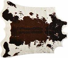 Nrpfell Hide Rug Carpets for Living Room Bedroom
