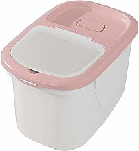 Nrpfell Rice Storage Container, 10KG/22Lbs