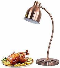 NSYNSY Food Heat Lamp, Food Warmer Light with