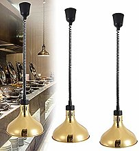NSYNSY Food Warmer Lamp Food Heat Lamp, Food Heat