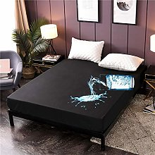 NTBED Waterproof Mattress Protector King Size