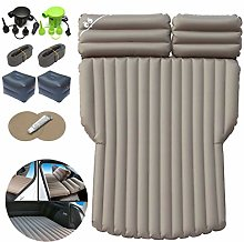 NTWXY Car Bed Back Seat Inflatable Air Mattress,