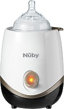 Nuby Electric Baby Bottle and Food Warmer - Black