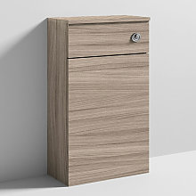 Nuie Athena Back to Wall WC Toilet Unit 500mm Wide