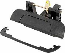 NUJA-tool, Autohaux Black Car Rear Door Liftgate