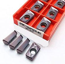 NUJA-Tools, Carbide Insert APMT1604 APMT1135 H2 M2