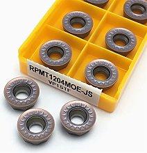 NUJA-Tools, Carbide Insert RPMT1204 MO E VP15TF
