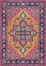 nuLOOM RZBD32B Fancy Persian Vonda Area Rug,