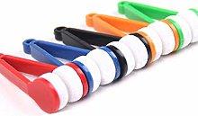 Nuluxi Eyeglass Brush Cleaners Kit Microfiber