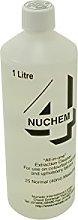 Numatic Carpet Shampooer cleaning fludi Nuchem 4.