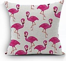 Nunubee Animal Home Cushion Cover Pillowcase