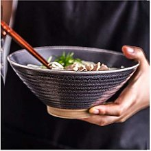 Nuokix Ceramic Bowl Household Ceramic Ramen Bowl 7