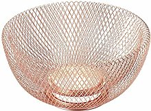 Nuokix Double Wall Mesh Copper Decorative and