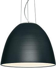 Nur LED Pendant by Artemide Grey/Black