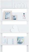 Nurettin Magazine Rack Ebern Designs