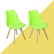 Nuri Dining Chair Hashtag Home Upholstery Colour: