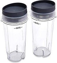 Nutri Ninja Blender Cup Blender Cup - 2 Pack - 16