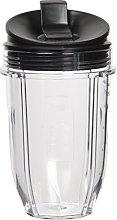 Nutri Ninja Blender Cup with Sip and Seal Lid,