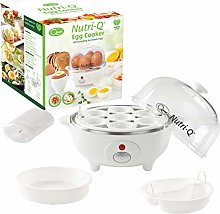 Nutri-Q 31739 Egg Cooker   Healthy Eating  