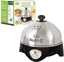 Nutri-Q 34360 Healthy Eating Egg Boiler with