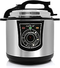 NutriChef High Power Electric Pressure Cooker - 6