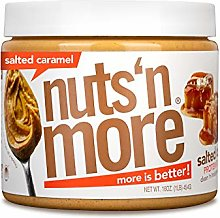 Nuts 'N More Salted Caramel Peanut Butter