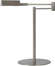 Nuvola 38cm Desk Lamp Lucide Finish: Black