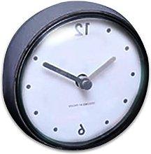 nvbmcxern Wall Hanging Suction Cup Alarm Clock