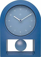 nXt Clock-30 x 20 cm-Plastic-Petrol-'Swing