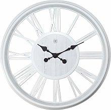 nXt Wall Clock-Ø 51 cm Quebec', Metal,