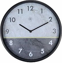 nXt Wall Clock-Diameter 30