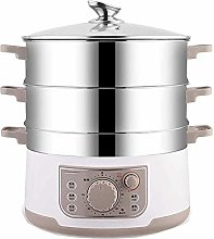 NXYJD Electric Steamer Multifunctional Household