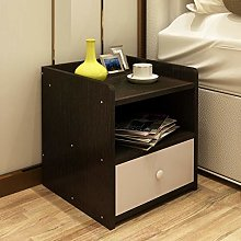 NYDZDM Bedside Tables Bedside Cabinet Table
