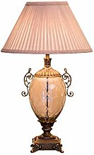 NYKK Bedside Lamps Classical Table Lamp Large