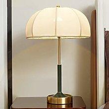 NYKK Crystal salt lamp European-style Table Lamp